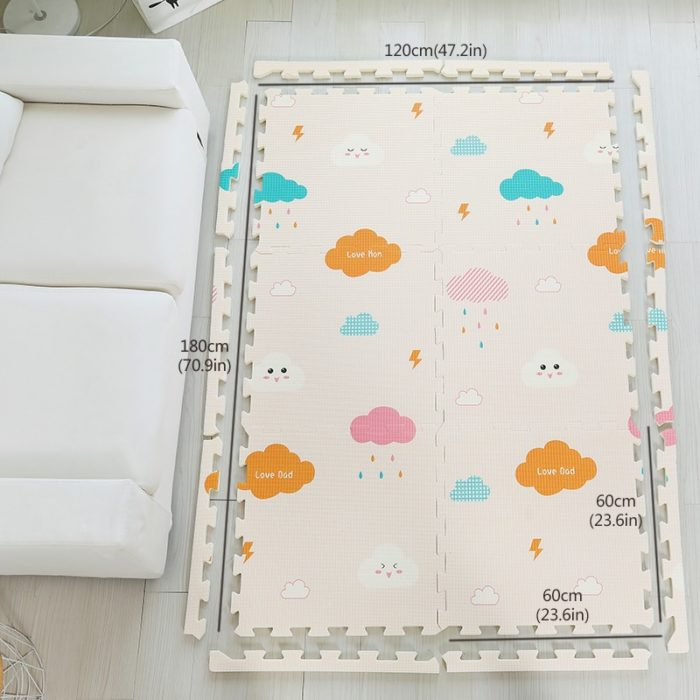 Baby Care Play Mat Foam Floor Mat