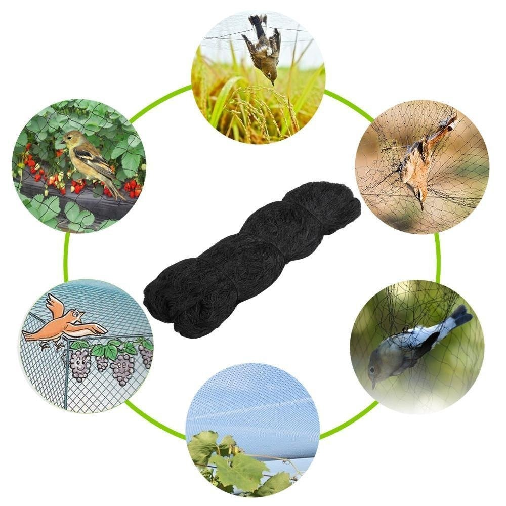 AKnow The Best Bird Netting Garden Protection Mesh