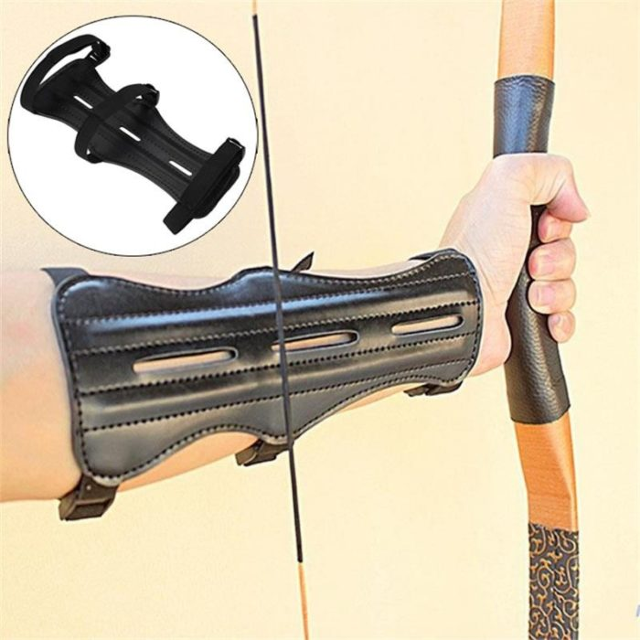 Arm Guard Leather Archery Equipment