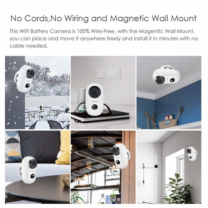 Surveillance Cameras Wireless CCTV