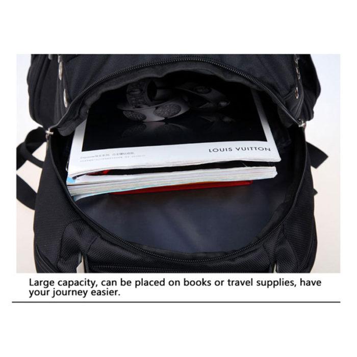 Big Backpacks Waterproof Travel Bag