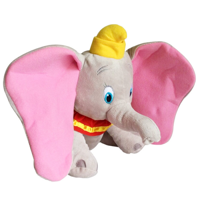 Elephant Stuffed Animal Kids Toys