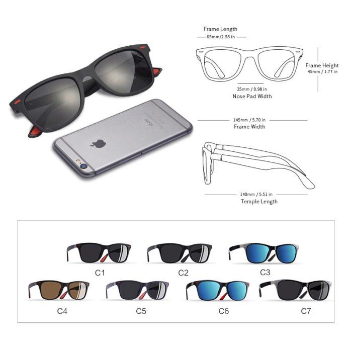 Cool Sunglasses Polarized Eyewear