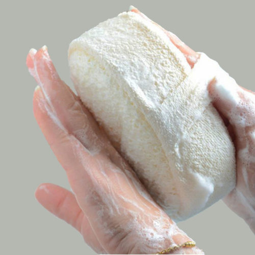 Loofah Sponge Shower Body Brush