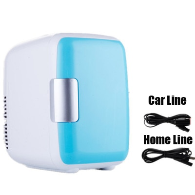 Car Refrigerator 4L Mini Cooler