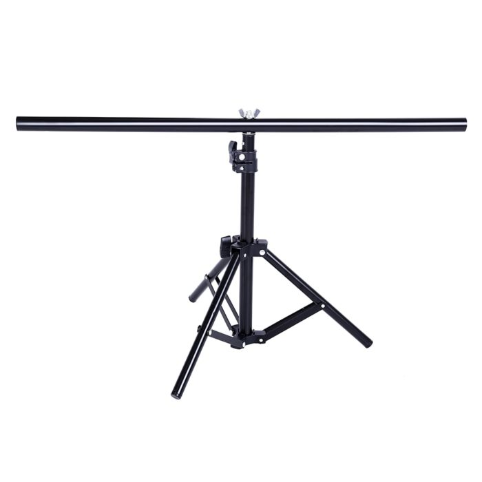 Backdrop Stand with 2PC Clamps Set