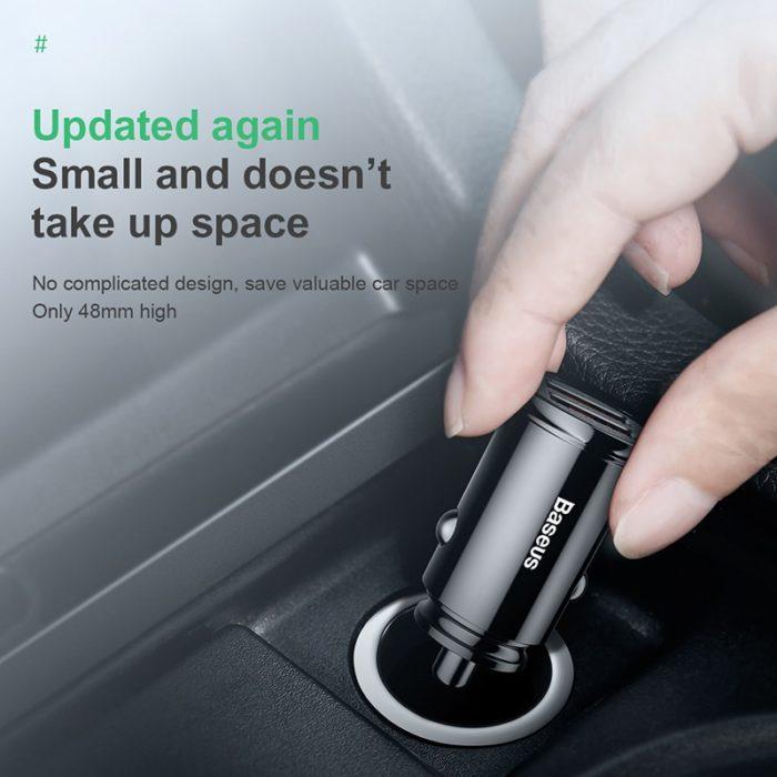 Cigarette Lighter Plug Fast Charger
