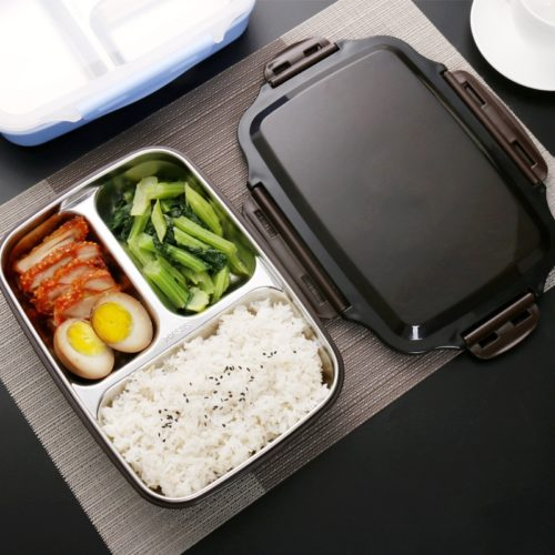Stainless Steel Bento Box Leak-Proof