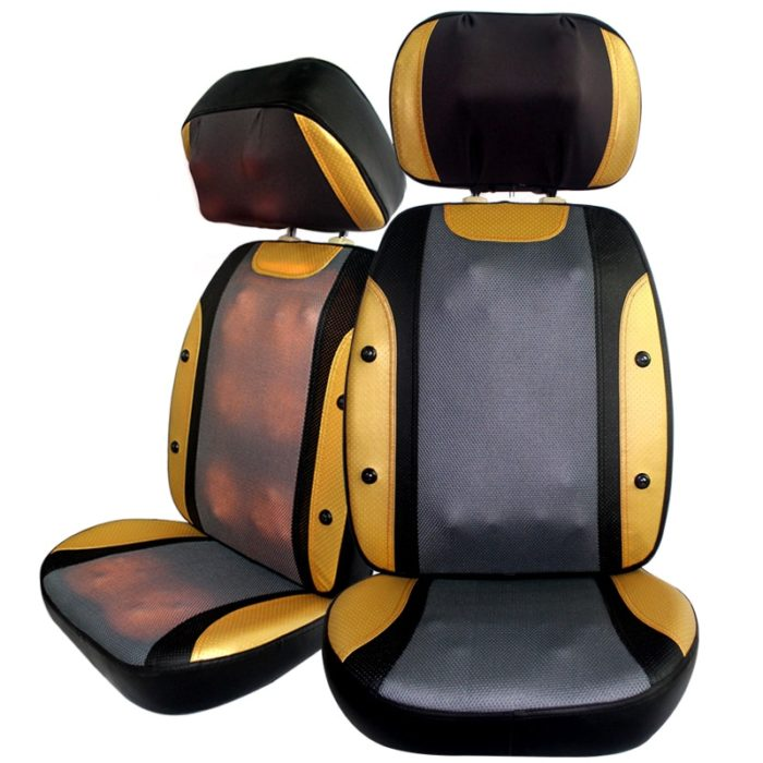 Massage Chair Electric Back Cushion