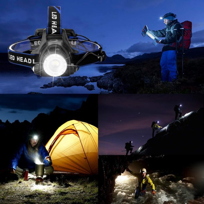 Brightest Headlamp For Outdoors