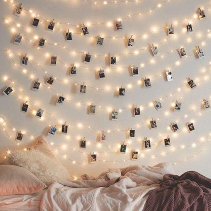 Fairy String Lights Photo Clip Decoration