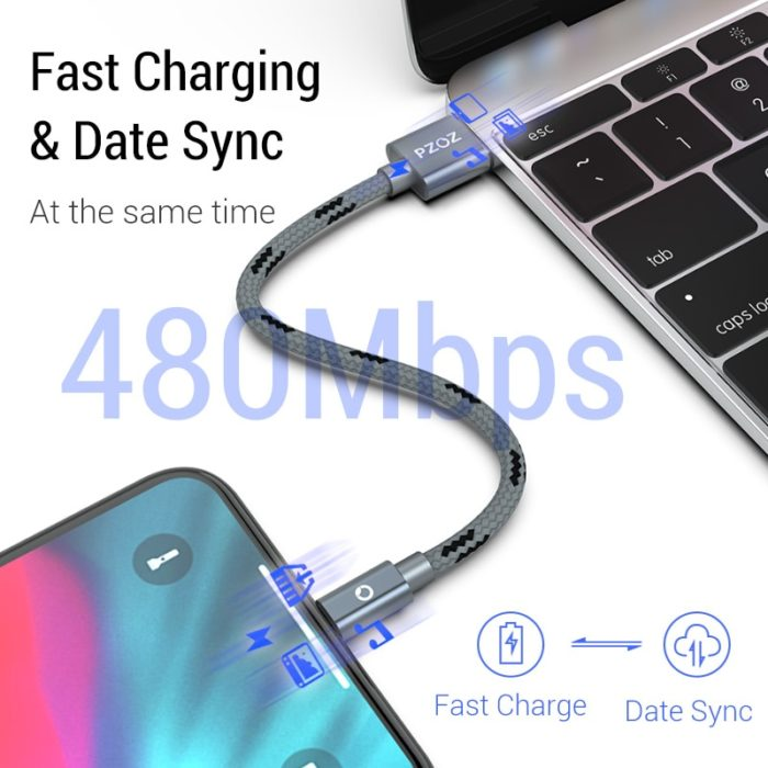 USB Cord Charger for Apple iPhones