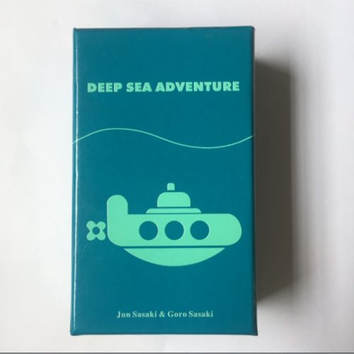 Family Board Games Deep Sea Adventure