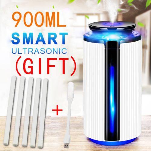 Electric Oil Diffuser Air Humidifier