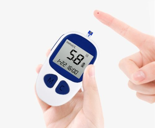 Blood Sugar Meter Glucose Tester