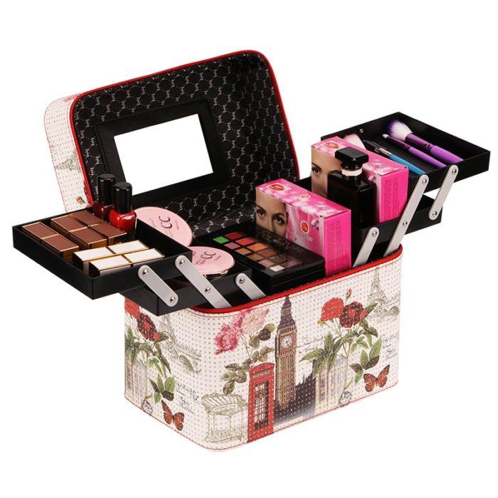 Cosmetic Case Portable Makeup Bag