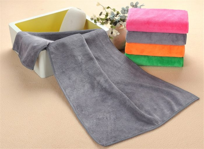 Microfiber Towel Super Absorbent Cloth