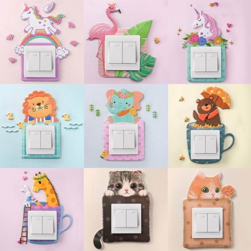 Decorative Stickers Light Switch Sticker