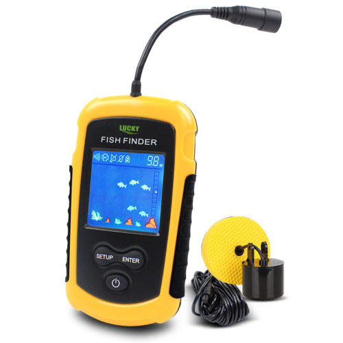 Fish Finder Portable Sonar Fishing Tools