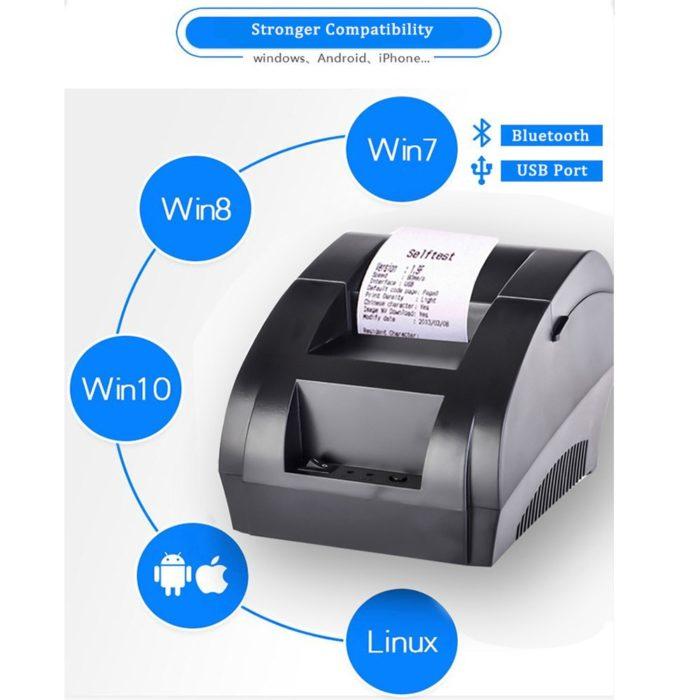 Receipt Printer Thermal Printing Device