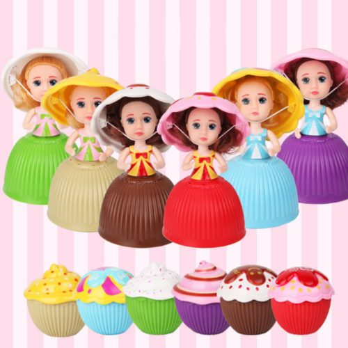 Surprise Dolls Cupcake Girls Doll