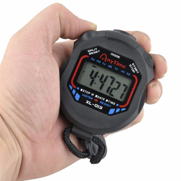Digital Stopwatch Sports Accessories