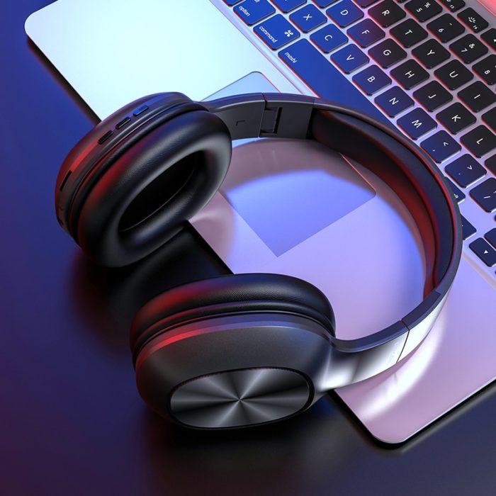 Wireless Bluetooth Headset Foldable