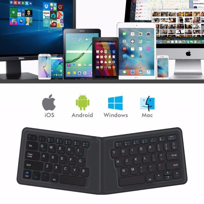 Mini Bluetooth Keyboard Wireless Keypad