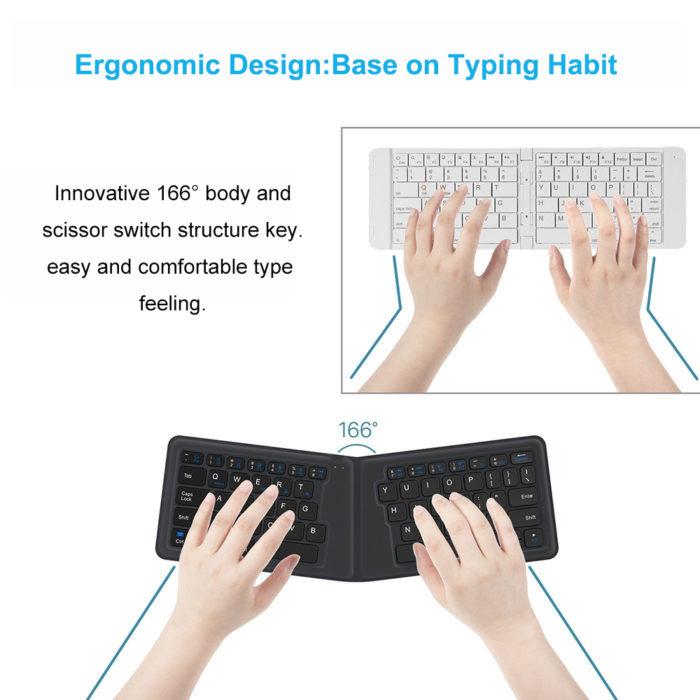 Mini Bluetooth Keyboard Wireless Keypad