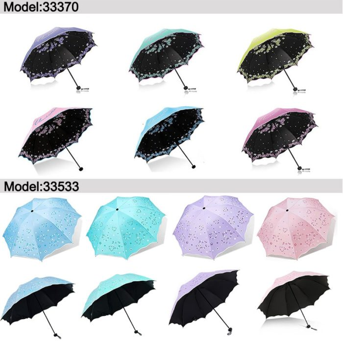Compact Umbrella Windproof Brolly