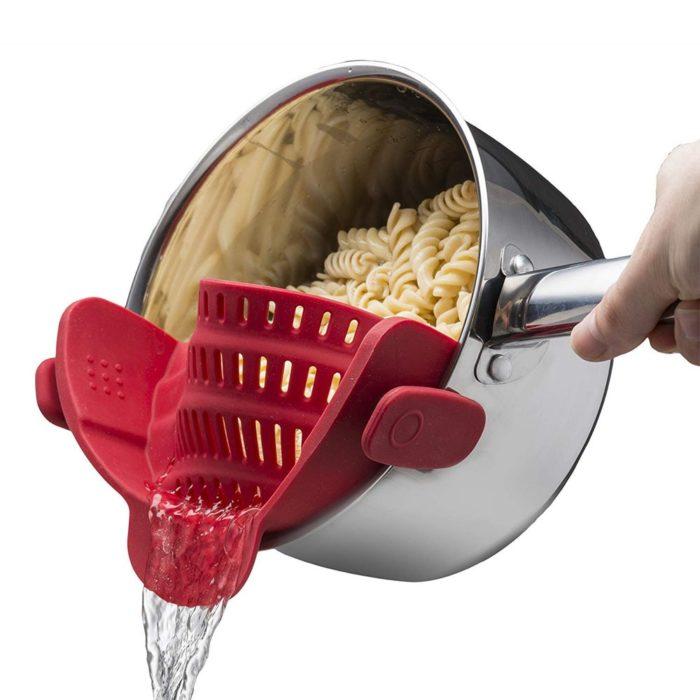 Pasta Strainer Heat Resistant Colander