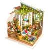 Miller flower house
