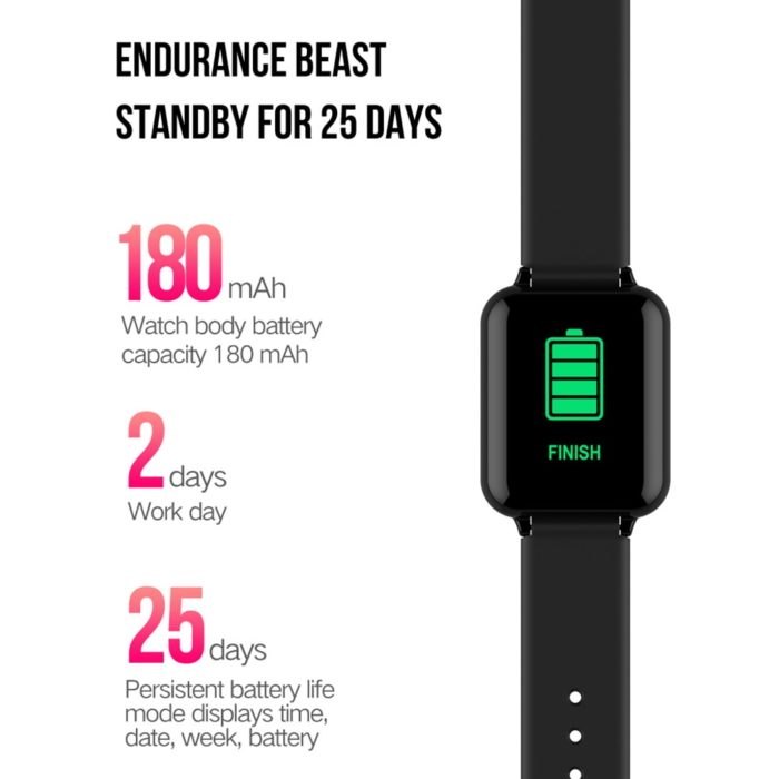 Health Tracker Smart Watch