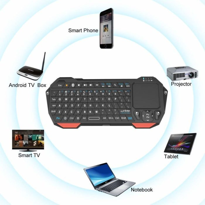 Bluetooth Keyboard and Mouse Portable