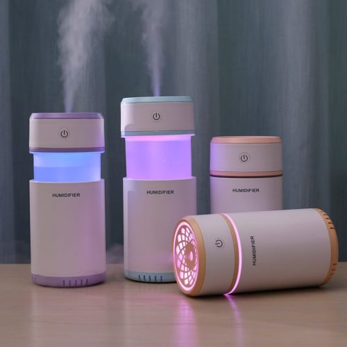 Car Humidifier Portable Air Purifier