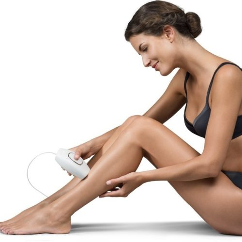 Intense Pulsed Light Permanent Epilator