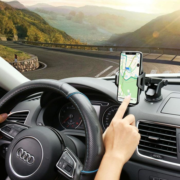 Phone Stand For Car Powerful Grip