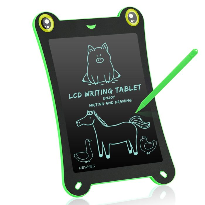 Writing Tablet Portable Frog Design