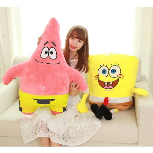 Spongebob Squarepants Toys Kids Plush Toy