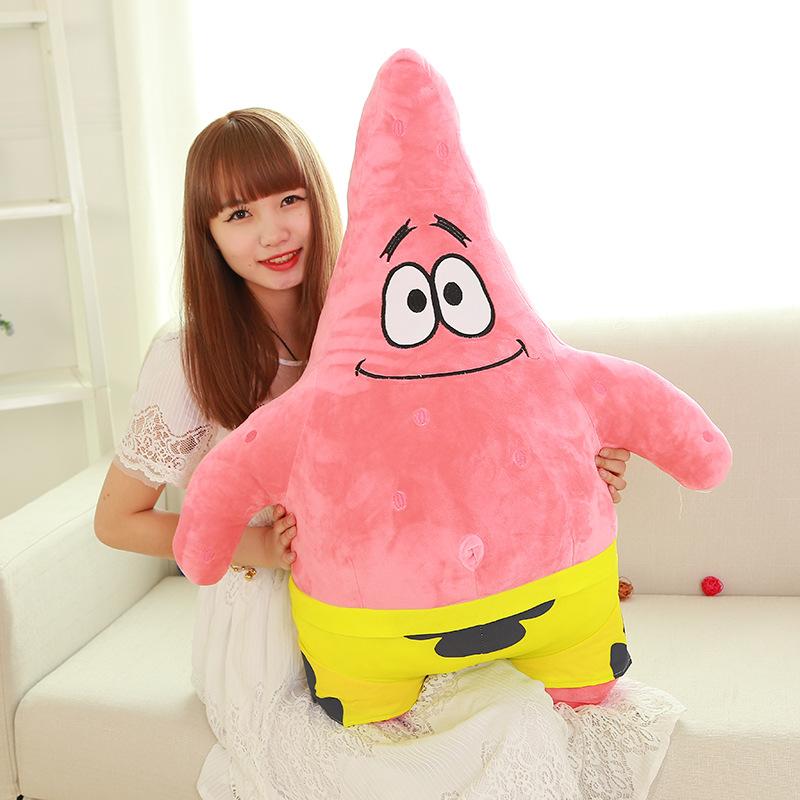 SpongeBob Knot A Pillow | Alex toys