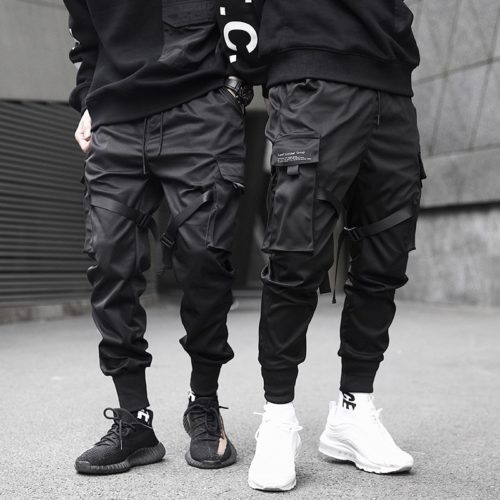 Cargo Jogger Pants Mens Sweatpants