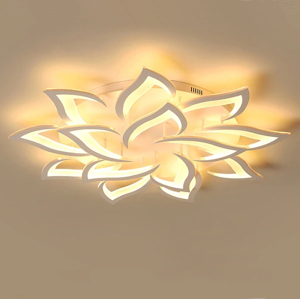 Modern LED Ceiling Lights Lotus