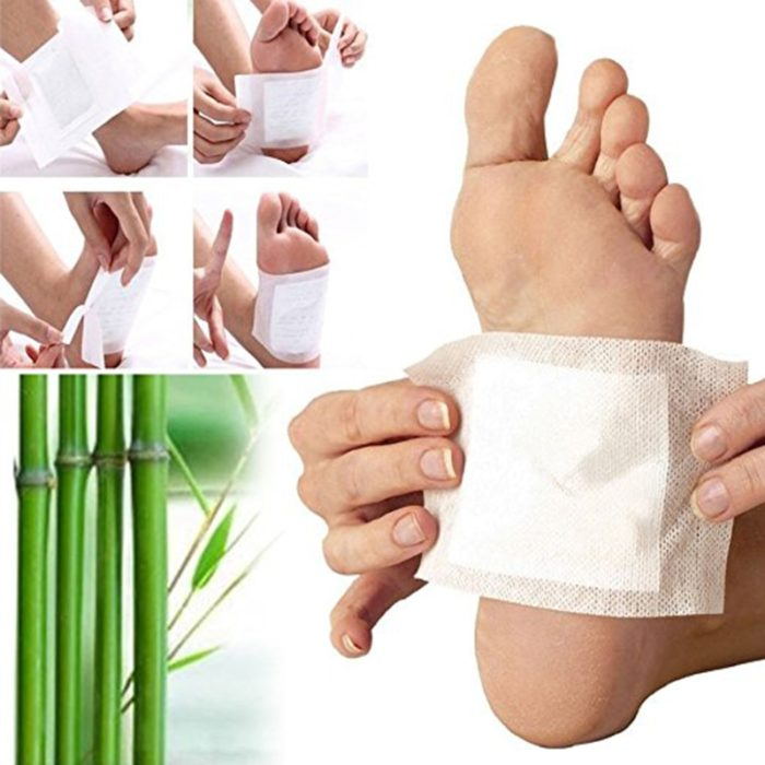 Foot Toxin Pads Detox Patch