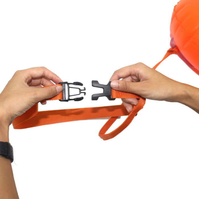 Swim Buoy Inflatable Safety Device