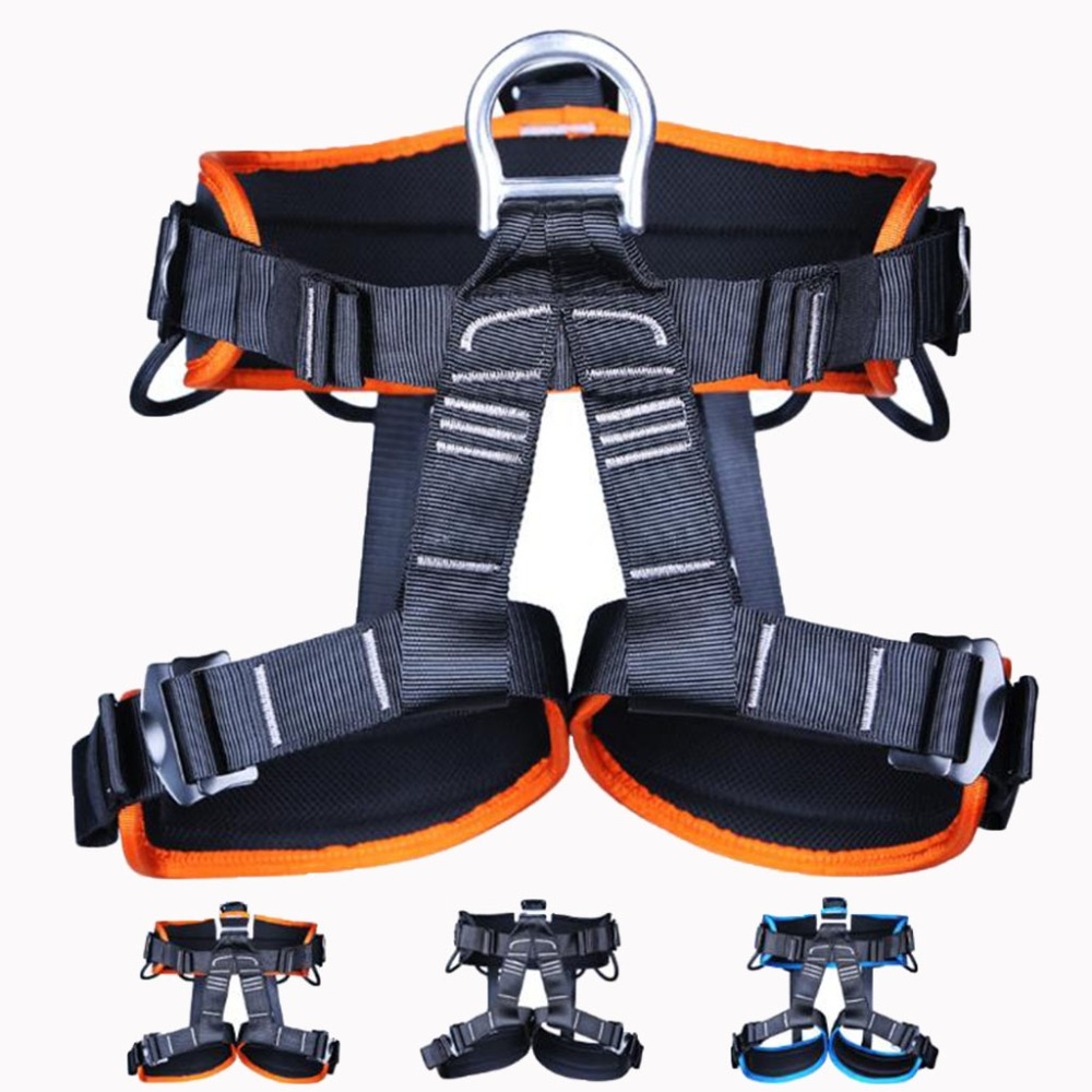 Rock Climbing Harness Safety Equipment