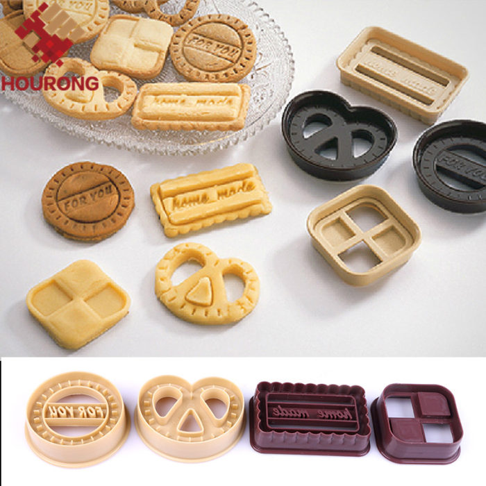 Cookie Molds Baking Cute Designs
