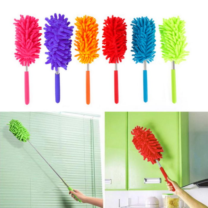 Feather Duster Microfiber Cleaning Tool