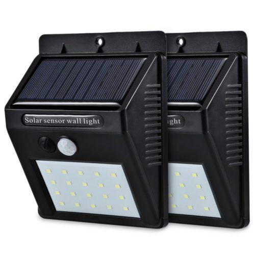 Exterior Wall Lights Motion Sensor LED