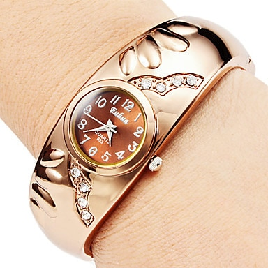 Bangle Watch Ladies Fashion Timepiece