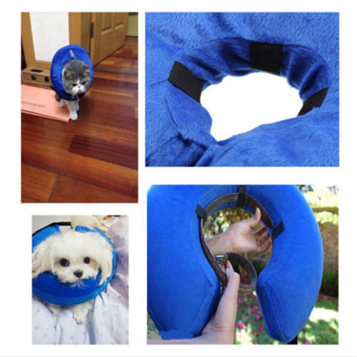 Inflatable Dog Collar Pet Supplies